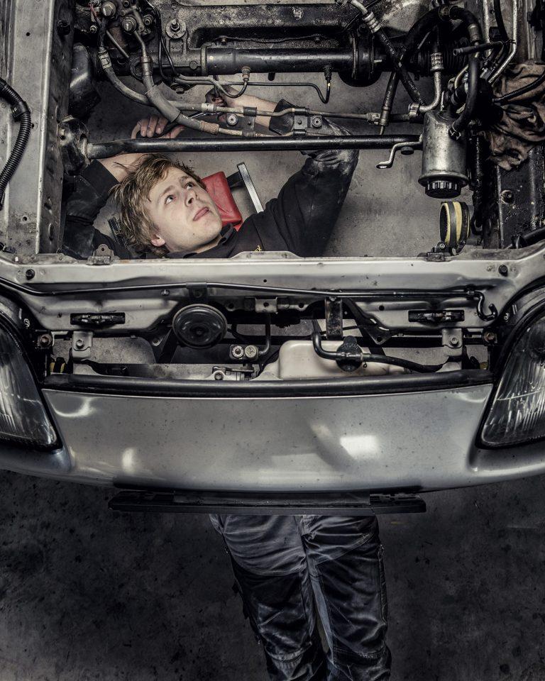 metaaljournaal auto2F