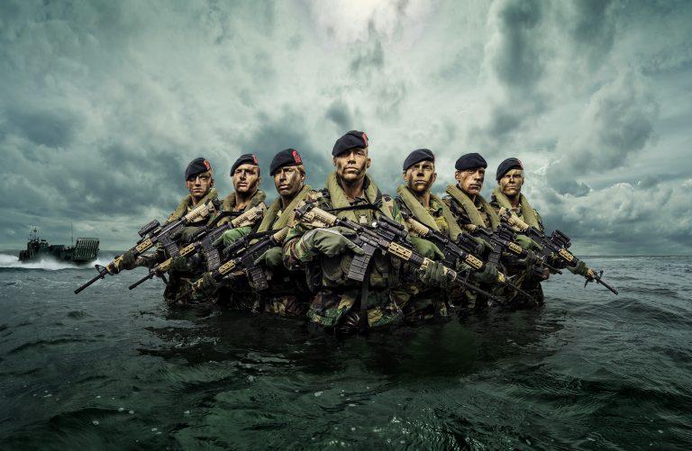 Defensie mariniers